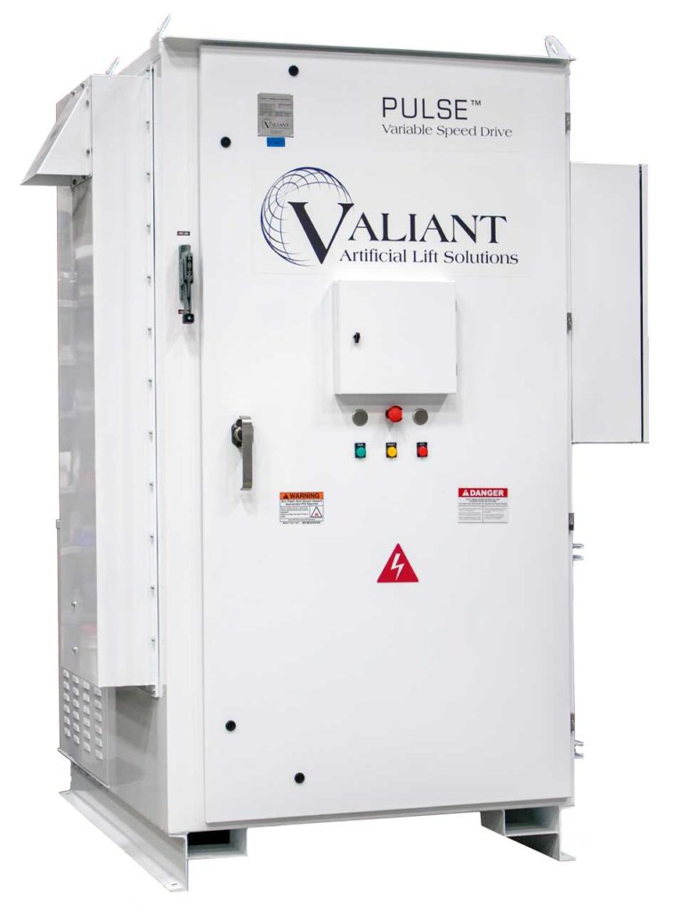 Valiant's Pulse Variable Speed Drive